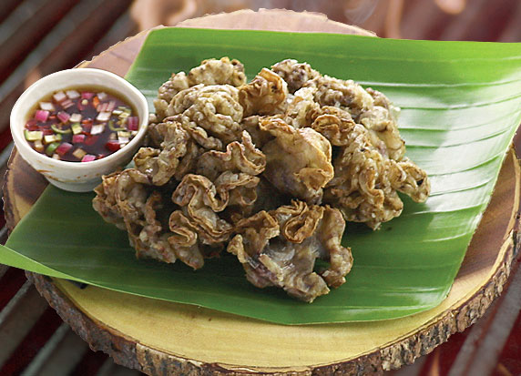Northern California Crispy Favorites – Chicharon Bulaklak