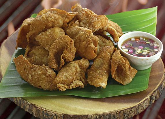 Northern California Crispy Favorites – Chicken Skin