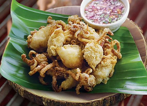 Northern California Crispy Favorites – Crispy Calamares