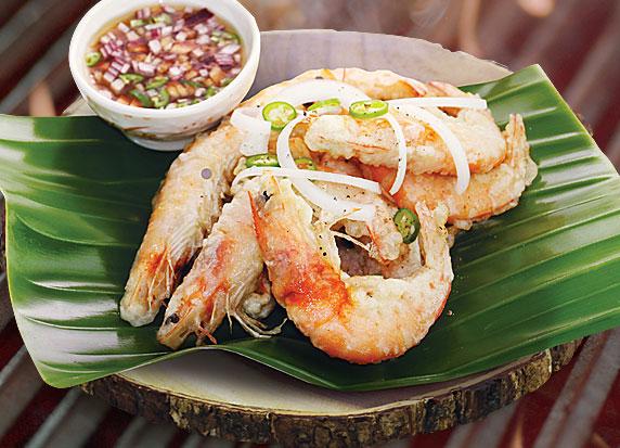 Northern California Crispy Favorites – Salt & Pepper Shrimp