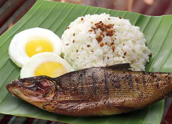 Hawaii Grilled Silog – Grilled Tinapa Bangus