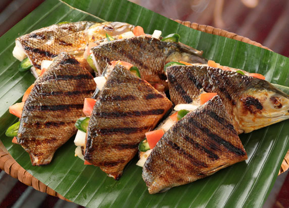 Hawaii Party Packs – 6pcs Grilled Half Bangus
