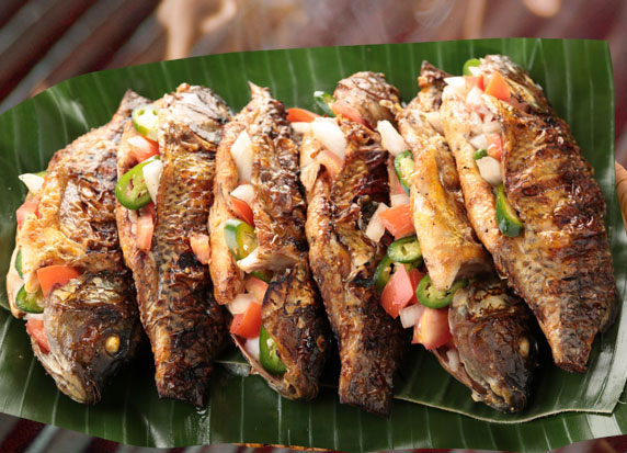 Hawaii Party Packs – 6pcs Grilled Tilapia