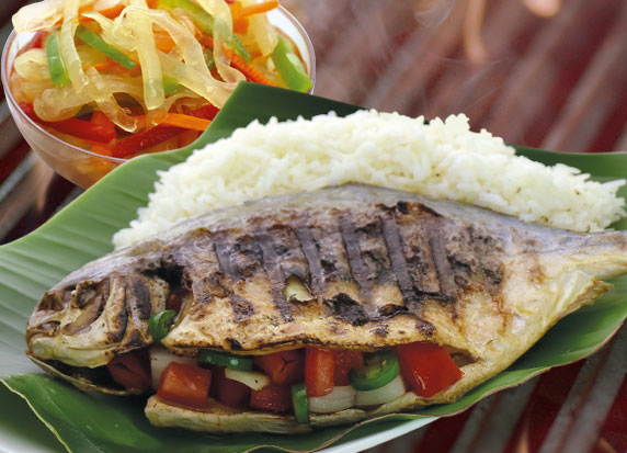 Calgary Solo Meals – Grilled Pompano
