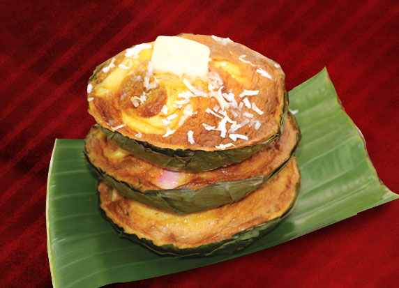 Hawaii Sweet Favorites – Bibingka