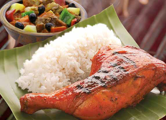 San Diego Value Meals –  Chicken Inasal + Classic Entreé