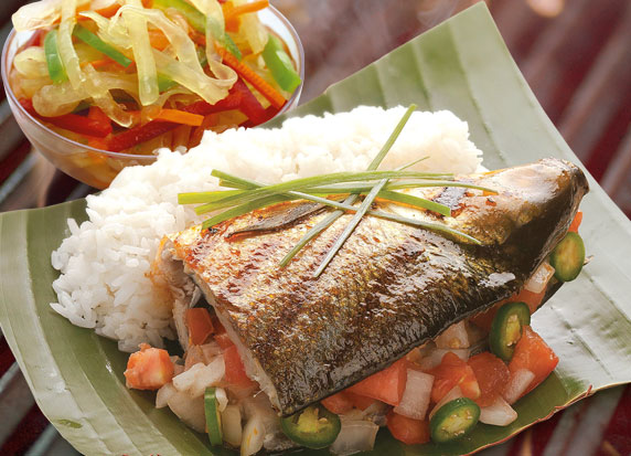 Winnipeg Value Meals – Grilled Half Bangus