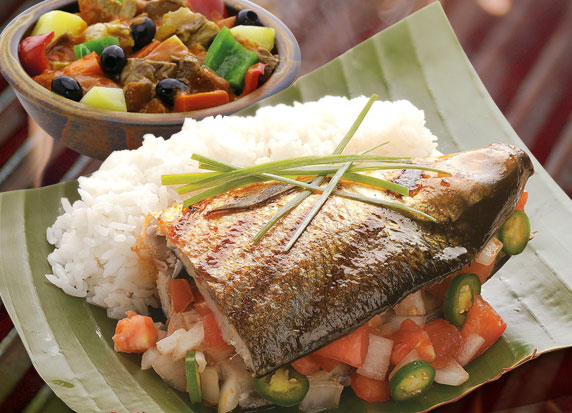 Calgary Value Meals – Grilled Half Bangus + Classic Entreé