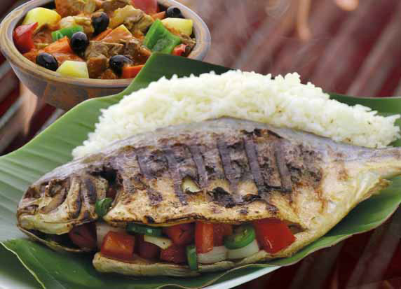 San Diego Value Meals – Grilled Pompano + Classic Entreé