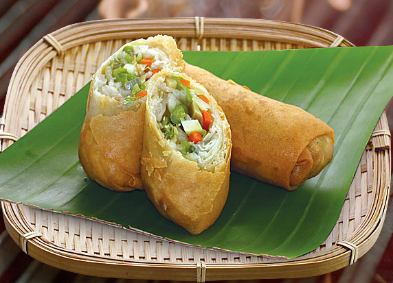 Northern California Crispy Favorites – Veggie Lumpia