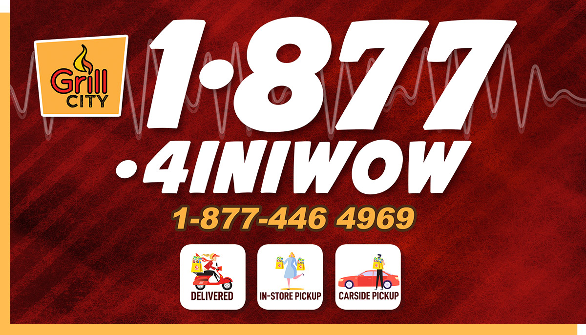 1-877-4INIWOW Delivery