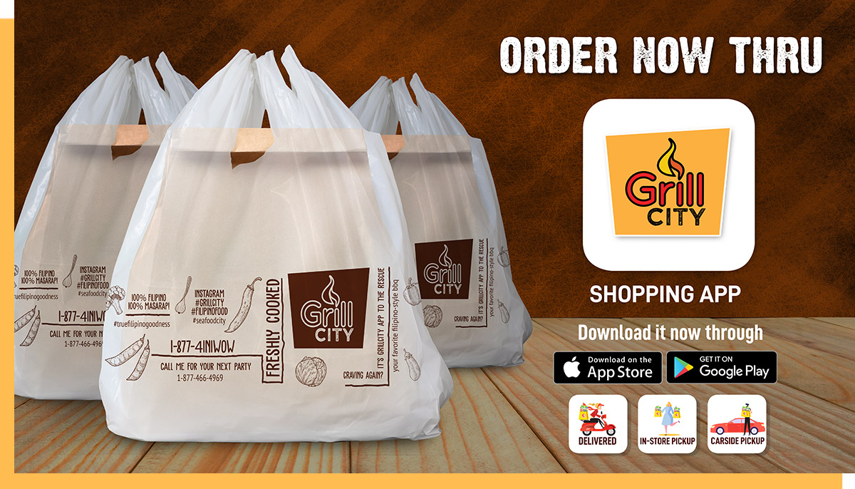 Grill City Online App