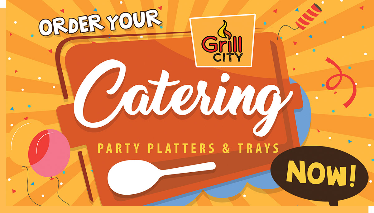Catering Party Platters & Trays