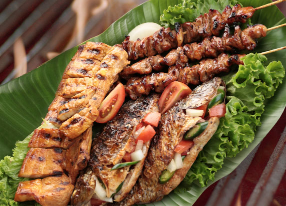Grilled Mixed Platter