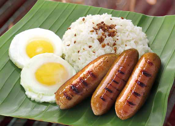 Las Vegas Grilled Silog – Grilled Hamonado Longganisa