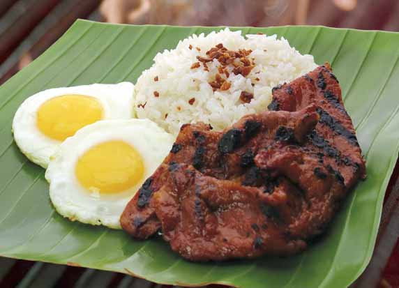 Calgary Grilled Silog – Grilled Pork Tocino
