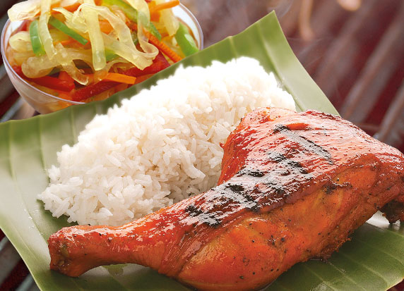 Calgary Solo Meals – Chicken Inasal
