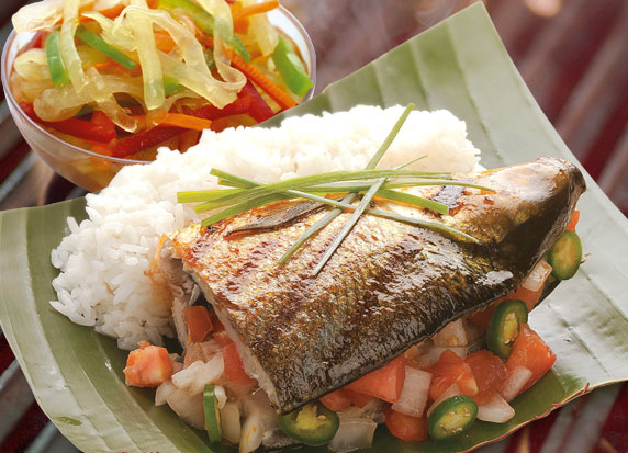 Calgary Solo Meals – Grilled Half Bangus