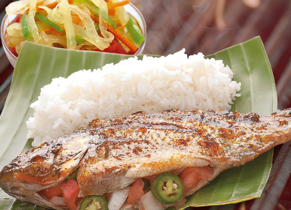 Calgary Solo Meals – Grilled Tilapia
