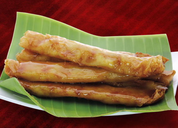 Northern California Sweet Favorites – Footlong Turon