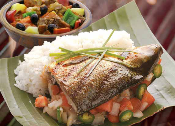 Las Vegas Value Meals – Grilled Half Bangus + Classic Entreé
