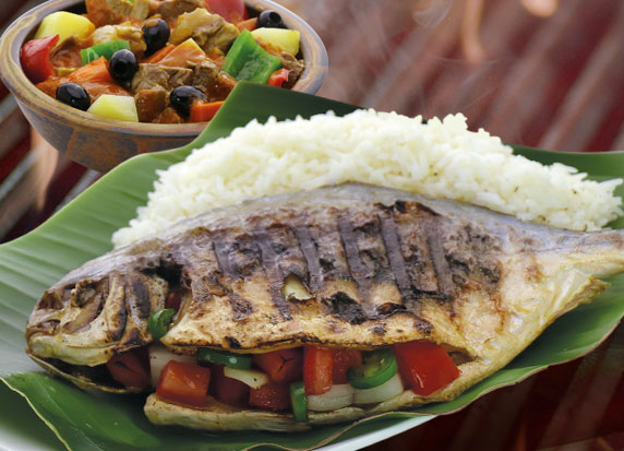 Calgary Value Meals – Grilled Pompano + Classic Entreé