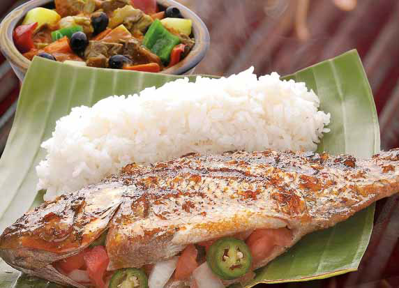 Las Vegas Value Meals – Grilled Tilapia + Classic Entreé